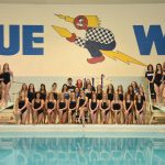 Northridge takes down Girls Swim Team