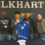 Javier Vera Signs with Bethel