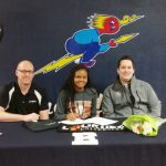 Tylar Roberson signs with Lourdes