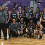 Girls Basketball wins Holiday Tournament