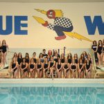 Girls Swimming picks up two wins at Goshen