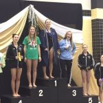 Malloy NIC Champion Diver, Girls take 4th place