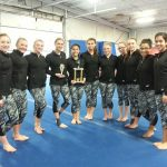Gymnastics Team wins East West Invitational