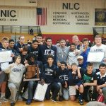 Wrestling Team wins Sectionals!