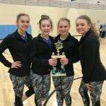 Gymnasts win Invite, break record
