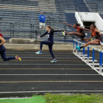 Girls Track Team edges Memorial for City Championship