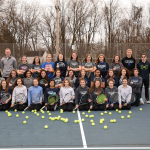 Tennis Team defeats Jimtown 3-2