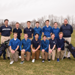 Golf Team beats Goshen 187-205