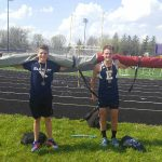 Blue Blazers finish 2nd at Marion Relays