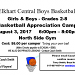 Boys and Girls Basketball Camp