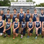 Boys Cross Country 9th at County Clash