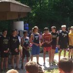 Boys Cross Country takes 6th at NIC Stomp