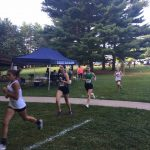 Girls Cross Country 9th at NIC Stomp