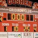 Football vs Goshen