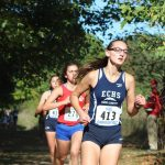 Girls Cross Country takes 4th at NIC