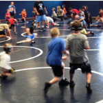 Elementary Wrestling Camp of Champs