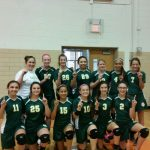 8th Grade B Team District Champs!!