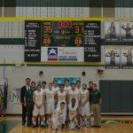 Congrats Coach Davidson & Boys Basketball
