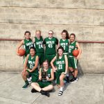 Freshman Lady Indians Take Third Place