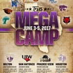 Summer College Football Camps