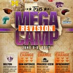 Football Mega-Camp Change