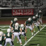 HS Football – Monday Practice Times