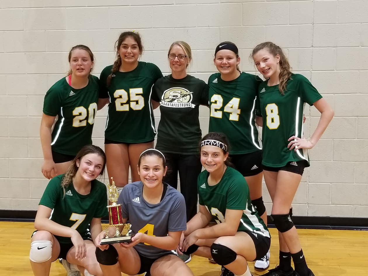 8A Volleyball Tournament-3rd Place