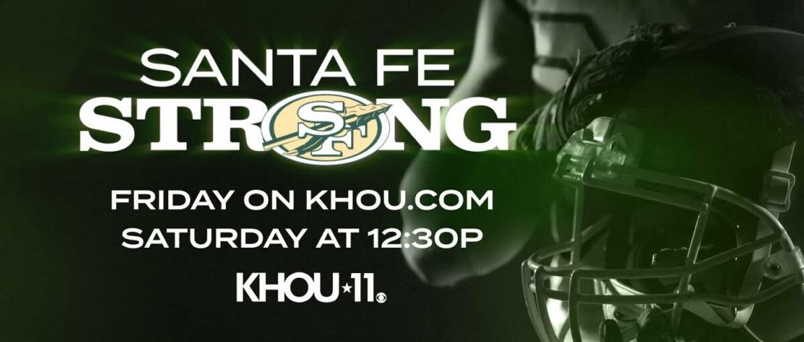 Santa Fe Strong – Friday on KHOU.COM / Saturday at 12:30pm on KHOU11