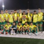 Boys Varsity Soccer beats Clear Brook 2 – 1