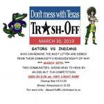 INDIANS vs GATORS – This Saturday!