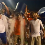 Bobcats Coaches take the #ALSIceBucketChallenge