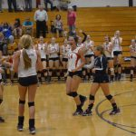 Battle of the Patriots: Volleyball