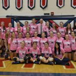 Heritage Dominates on Senior Night