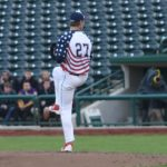 Junior Andrew Saalfrank Pitches Perfect Game