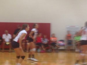 Varsity Volleyball at West Noble