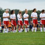 HHS Girls Soccer Wins National Award