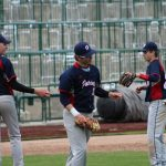 Pats Fall to AC in Extra Innings