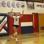 Volleyball Builds Momentum