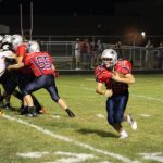 Pats Football Dominates Bluffton