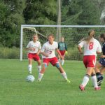 Ladies Soccer Extinguishes Starfires