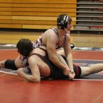 Wrestlers Prepare for Sectional