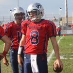 Football Hopeful in Tigulis' 2nd Year