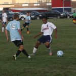 Boys Soccer Shows Promise