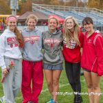 St. Clairsville High School Girls Varsity Cross Country finishes 7th place