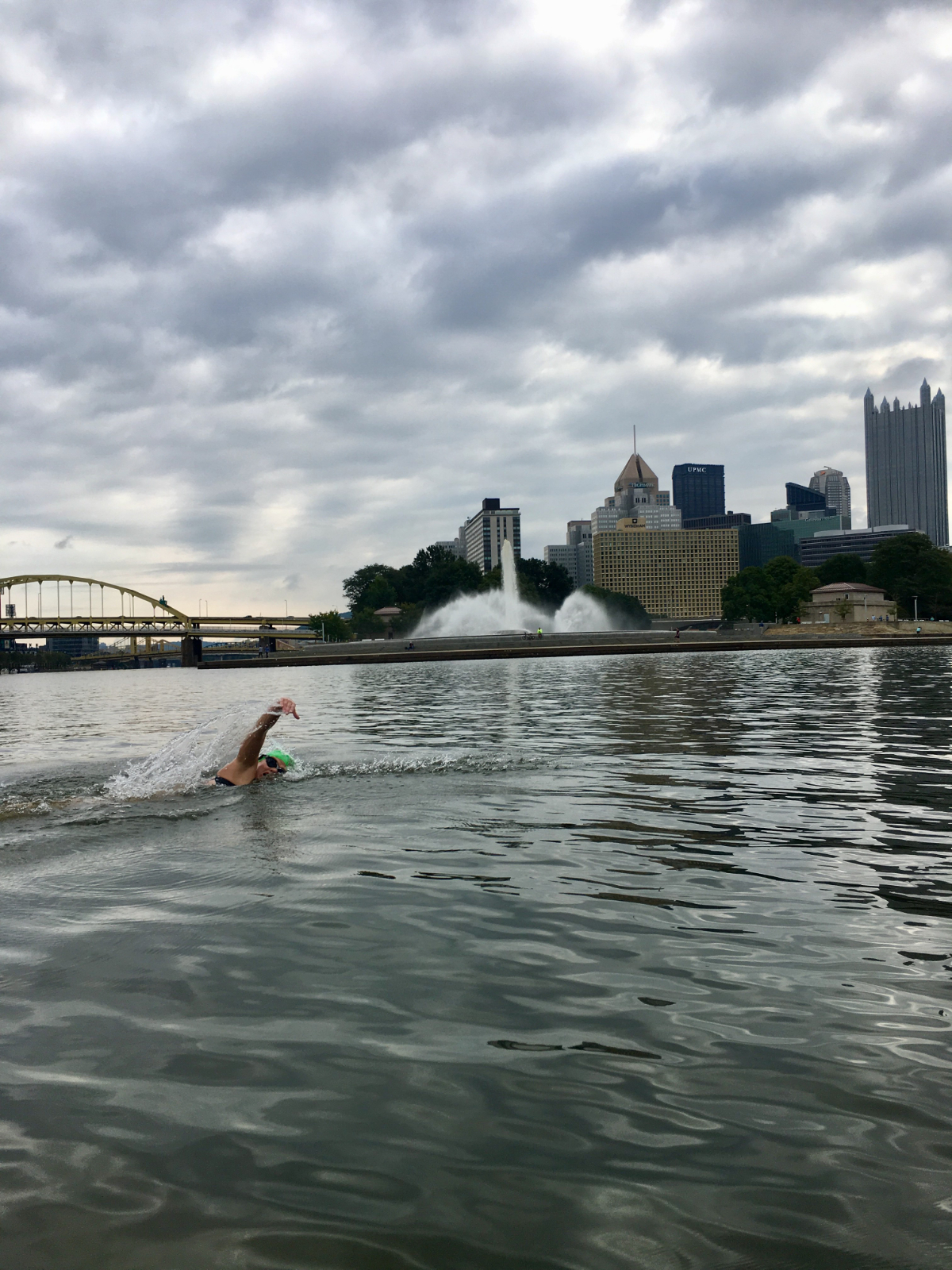 St. C. Athlete Maggie Marody completes Three Rivers Marathon.