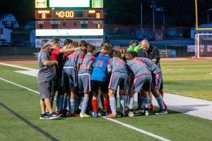 Boys Red Devil Soccer vs Oak Glen (OVAC Semi- finals)