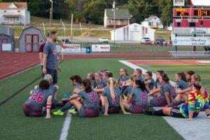 Girls Red Devil Soccer vs Cambridge ( OVAC Semi Finals)