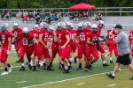 2020 Varsity Football vs Oak Hill