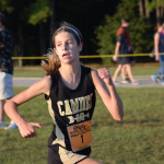 Girls' XC Runs Ridgeview with 4 PRs