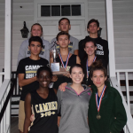 Camden XC Seniors Celebrate Success at Region Meet